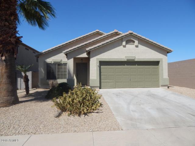 16554 N 162nd Lane, Surprise, AZ 85374 (MLS #5743316) :: Occasio Realty
