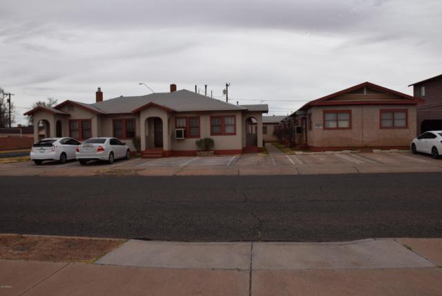 401 W Oak Street, Winslow, AZ 86047 (MLS #5743344) :: Brett Tanner Home Selling Team