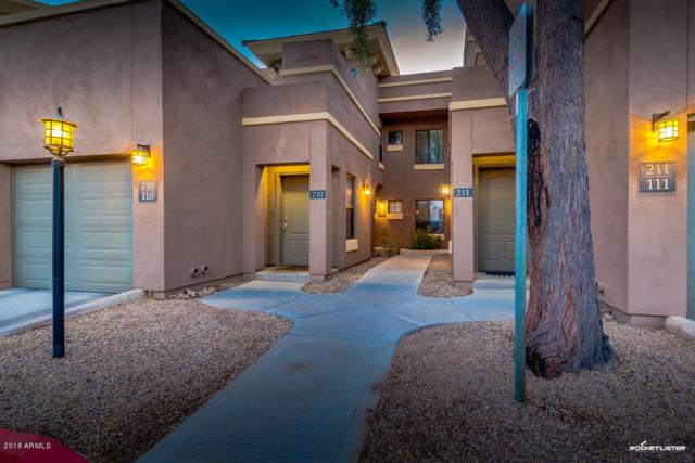 295 N Rural Road #110, Chandler, AZ 85226 (MLS #5743371) :: Brett Tanner Home Selling Team