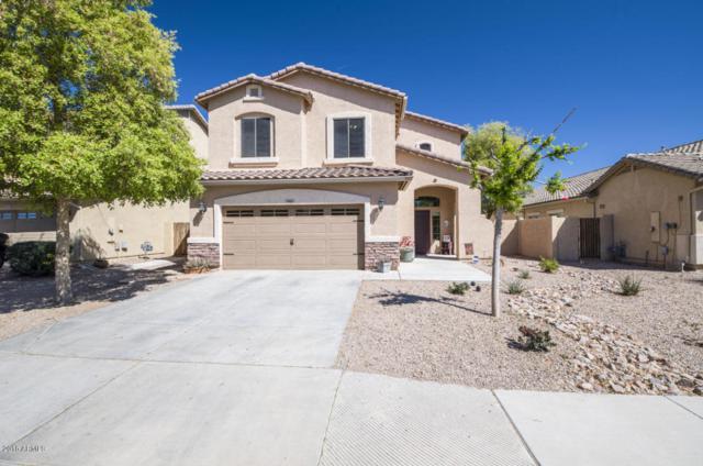 190 W Atlantic Drive, Casa Grande, AZ 85122 (MLS #5743790) :: Yost Realty Group at RE/MAX Casa Grande