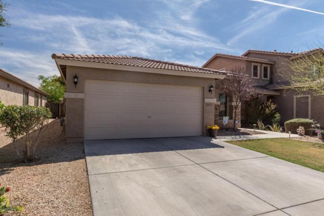 44913 W Miraflores Street, Maricopa, AZ 85139 (MLS #5743930) :: The Jesse Herfel Real Estate Group