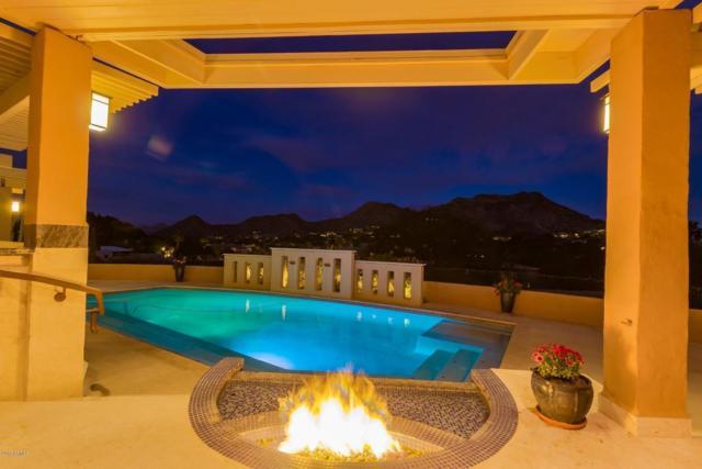 4815 E Moonlight Way, Paradise Valley, AZ 85253 (MLS #5744472) :: Lux Home Group at  Keller Williams Realty Phoenix