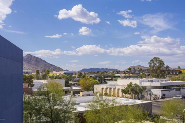4422 N 75TH Street #4002, Scottsdale, AZ 85251 (MLS #5744484) :: Brett Tanner Home Selling Team