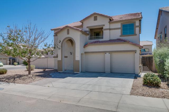 3625 W South Butte Road, Queen Creek, AZ 85142 (MLS #5744631) :: The Wehner Group