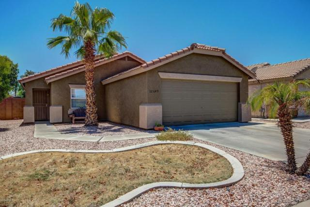 12649 W Bloomfield Road, El Mirage, AZ 85335 (MLS #5744696) :: The Everest Team at My Home Group