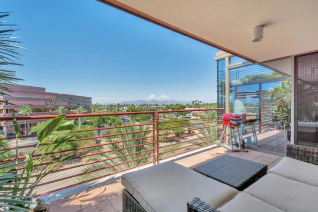 7161 E Rancho Vista Drive #5010, Scottsdale, AZ 85251 (MLS #5744834) :: Brett Tanner Home Selling Team
