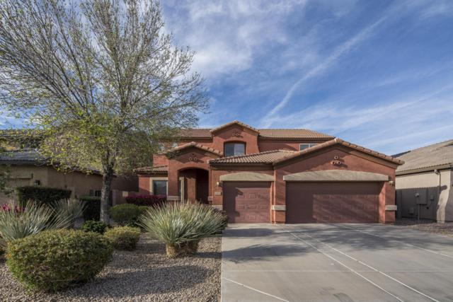 1674 W Agrarian Hills Drive, Queen Creek, AZ 85142 (MLS #5745160) :: My Home Group