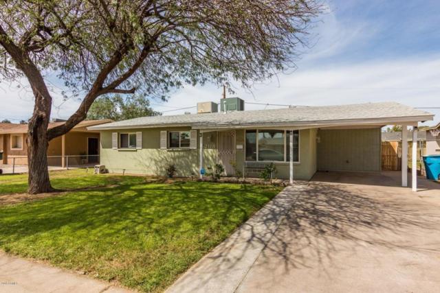 2118 W Laurel Lane, Phoenix, AZ 85029 (MLS #5745239) :: The Wehner Group