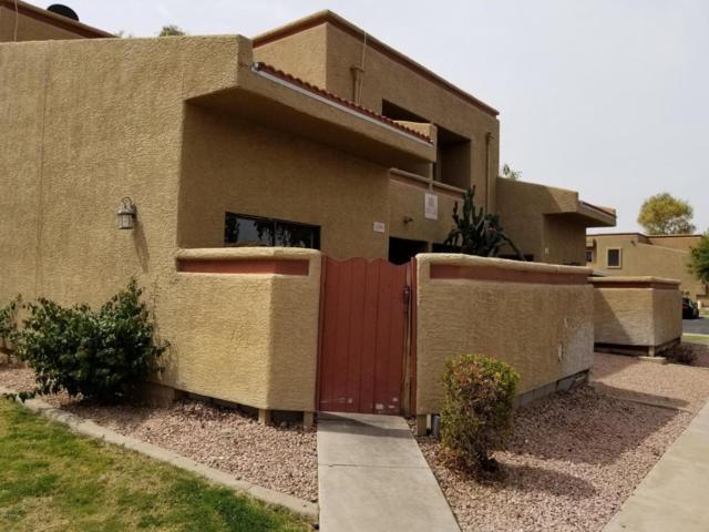 850 S River Drive #1099, Tempe, AZ 85281 (MLS #5745378) :: Brett Tanner Home Selling Team