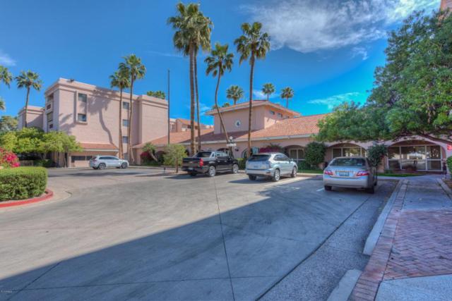 4141 N 31ST Street #304, Phoenix, AZ 85016 (MLS #5745438) :: Brett Tanner Home Selling Team