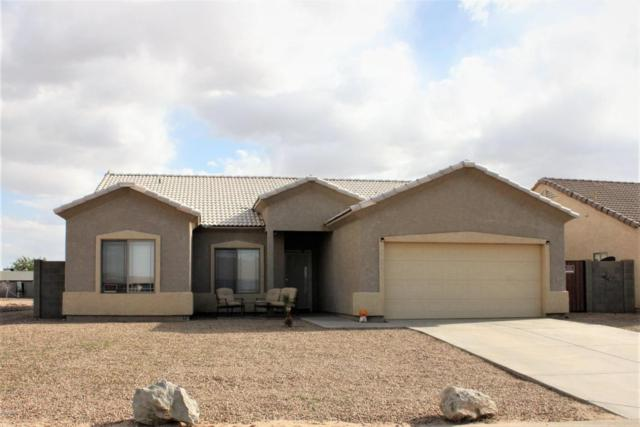 8627 W Troy Drive, Arizona City, AZ 85123 (MLS #5745537) :: Yost Realty Group at RE/MAX Casa Grande
