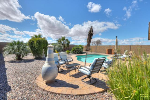 2383 E Rosario Mission Drive, Casa Grande, AZ 85194 (MLS #5745579) :: Santizo Realty Group