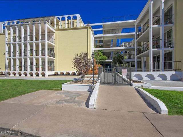 6502 N Central Avenue C102, Phoenix, AZ 85012 (MLS #5745593) :: Brett Tanner Home Selling Team
