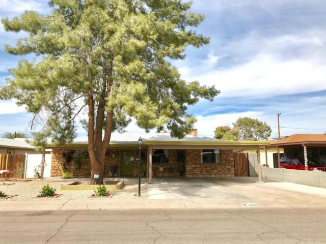 3010 W Harmont Drive, Phoenix, AZ 85051 (MLS #5745642) :: Sibbach Team - Realty One Group