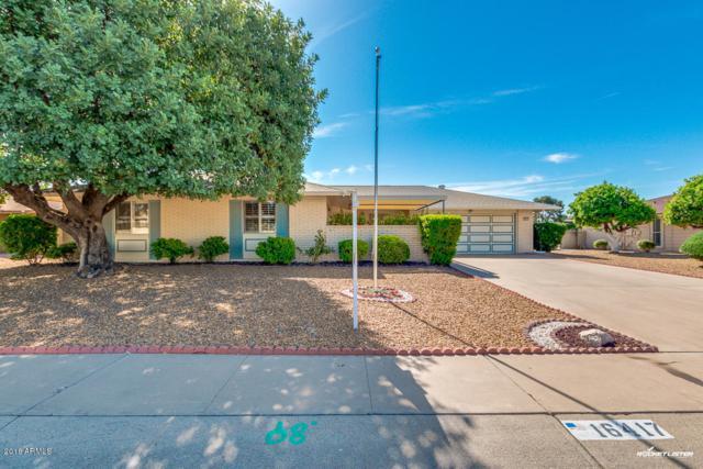 16417 N Agua Fria Drive, Sun City, AZ 85351 (MLS #5745897) :: Occasio Realty