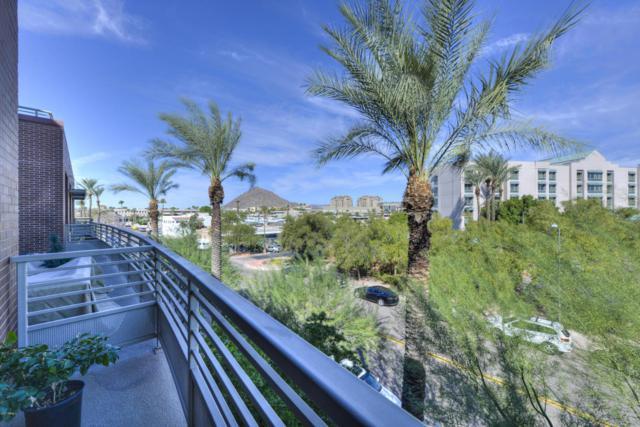 7301 E 3RD Avenue #315, Scottsdale, AZ 85251 (MLS #5745900) :: Brett Tanner Home Selling Team