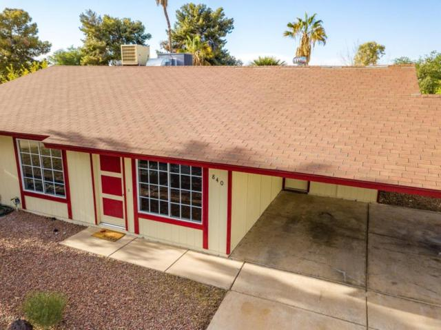 840 W Westchester Avenue, Tempe, AZ 85283 (MLS #5745923) :: Kortright Group - West USA Realty