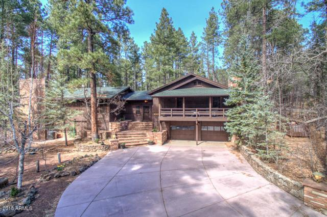3762 Country Club Drive, Pinetop, AZ 85935 (MLS #5746380) :: Occasio Realty