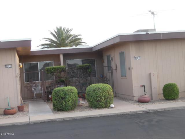 13611 N 98TH Avenue F, Sun City, AZ 85351 (MLS #5746393) :: Brett Tanner Home Selling Team