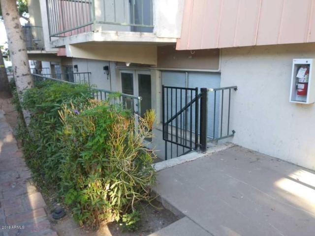 3416 N 44TH Street #6, Phoenix, AZ 85018 (MLS #5746412) :: Brett Tanner Home Selling Team