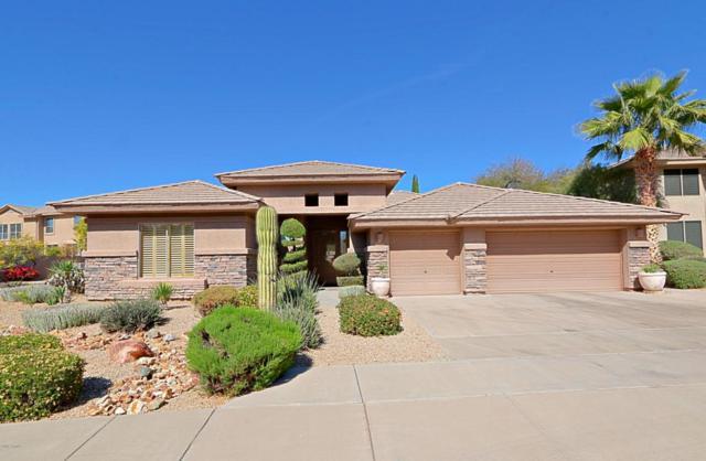 6018 E Smokehouse Trail, Scottsdale, AZ 85266 (MLS #5746547) :: Occasio Realty