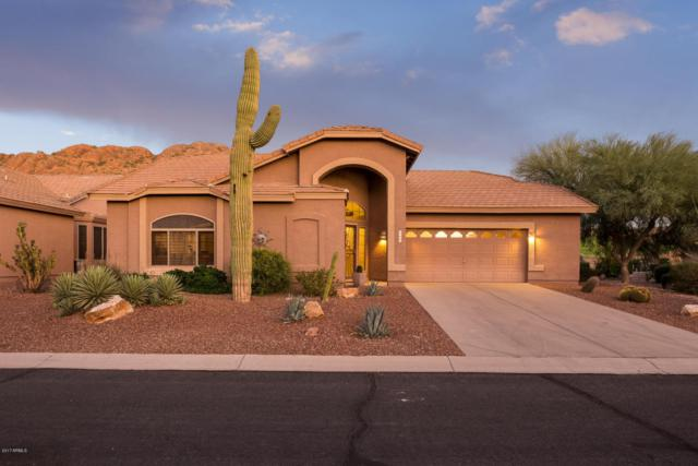 5023 S Dusty Coyote Trail, Gold Canyon, AZ 85118 (MLS #5746757) :: Occasio Realty