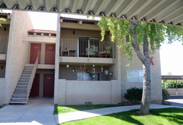 5525 E Thomas Road K16, Phoenix, AZ 85018 (MLS #5746798) :: Brett Tanner Home Selling Team