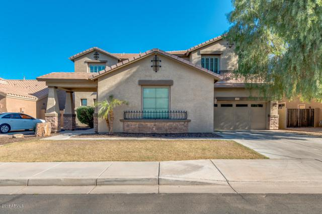 2240 E Indigo Drive, Chandler, AZ 85286 (MLS #5747018) :: Sibbach Team - Realty One Group