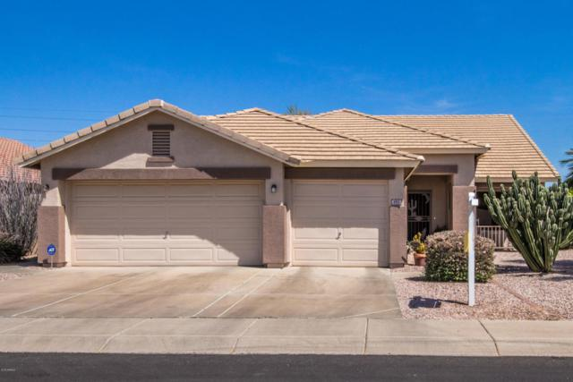 851 N Soho Place, Chandler, AZ 85225 (MLS #5747083) :: The Everest Team at My Home Group