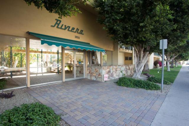 3655 N 5TH Avenue #210, Phoenix, AZ 85013 (MLS #5747116) :: Brett Tanner Home Selling Team