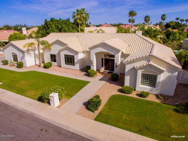 1401 N Cliffside Drive, Gilbert, AZ 85234 (MLS #5747213) :: The Kenny Klaus Team