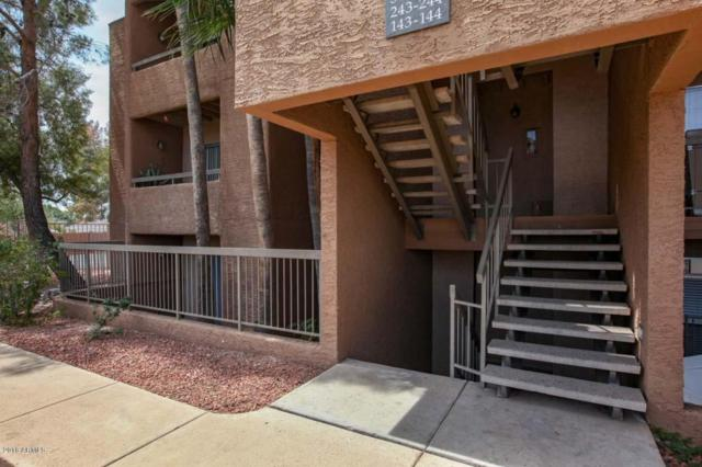 2625 E Indian School Road #143, Phoenix, AZ 85016 (MLS #5747322) :: The Pete Dijkstra Team