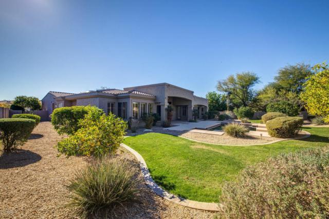 7870 E Vista Bonita Drive, Scottsdale, AZ 85255 (MLS #5747367) :: Occasio Realty