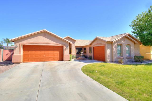 11226 E Reginald Avenue, Mesa, AZ 85212 (MLS #5747493) :: Kortright Group - West USA Realty