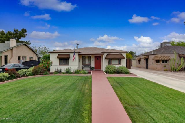 1626 N Laurel Avenue, Phoenix, AZ 85007 (MLS #5747593) :: Occasio Realty