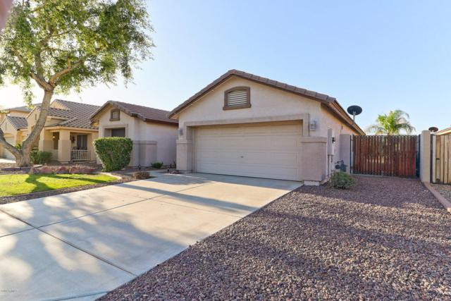 8007 W Rose Garden Lane, Peoria, AZ 85382 (MLS #5747634) :: Sibbach Team - Realty One Group