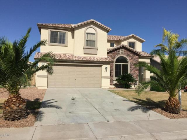 1198 S Park Grove Court, Gilbert, AZ 85296 (MLS #5747722) :: Sibbach Team - Realty One Group