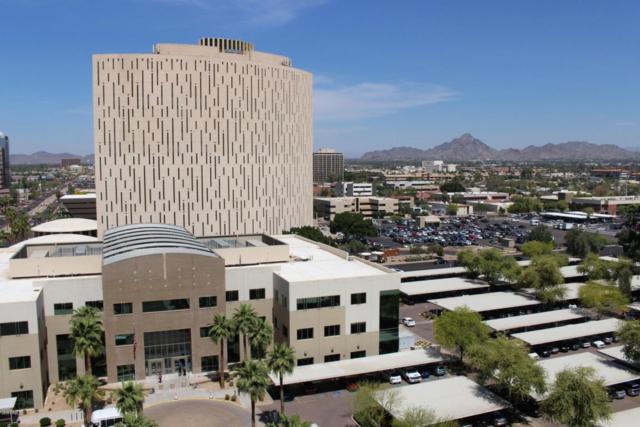 1 E Lexington Avenue #906, Phoenix, AZ 85012 (MLS #5748027) :: Brett Tanner Home Selling Team
