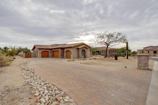 8251 E Granite Pass Road, Scottsdale, AZ 85266 (MLS #5748124) :: The W Group