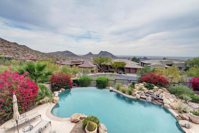 13653 E Aster Drive, Scottsdale, AZ 85259 (MLS #5748137) :: The Wehner Group