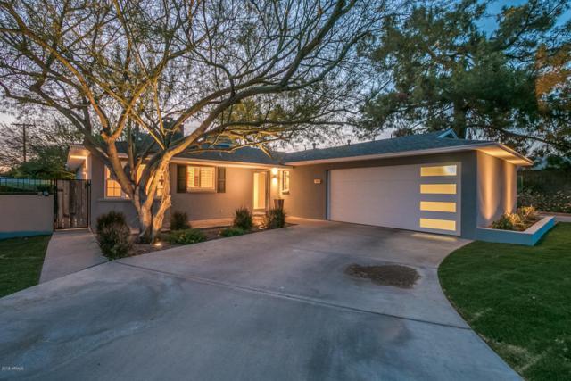 5310 N 33rd Street, Phoenix, AZ 85018 (MLS #5748234) :: The W Group