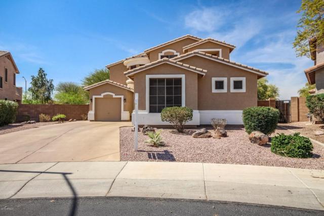 11938 N 150TH Lane, Surprise, AZ 85379 (MLS #5748248) :: Occasio Realty