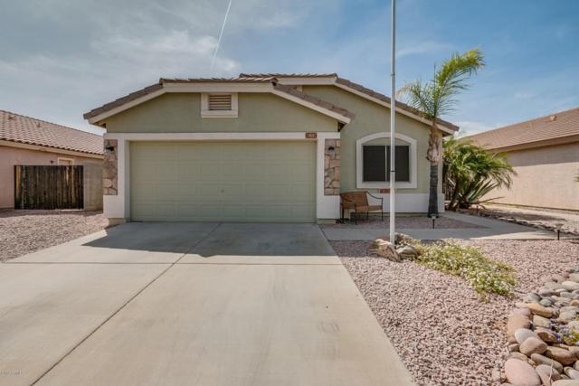 312 N Wildrose, Mesa, AZ 85207 (MLS #5748279) :: Lifestyle Partners Team
