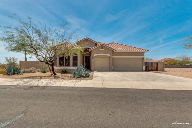 18063 E Via Rubio, Gold Canyon, AZ 85118 (MLS #5748583) :: Occasio Realty