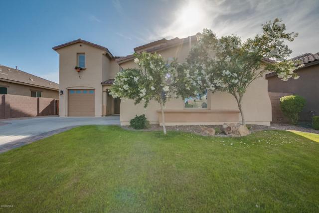 5711 S Parkcrest Street, Gilbert, AZ 85298 (MLS #5748723) :: Essential Properties, Inc.
