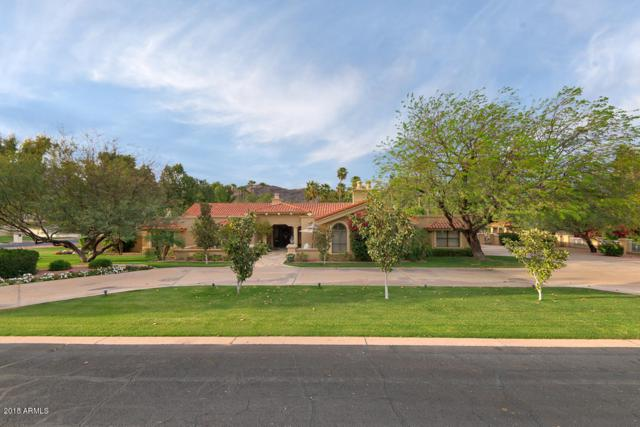 6120 E Naumann Drive, Paradise Valley, AZ 85253 (MLS #5748726) :: My Home Group