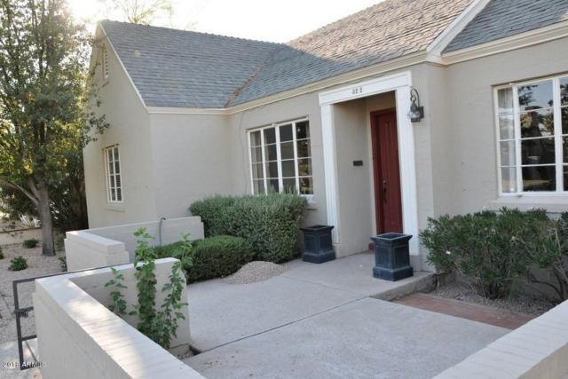 322 W Cypress Street, Phoenix, AZ 85003 (MLS #5748729) :: Occasio Realty