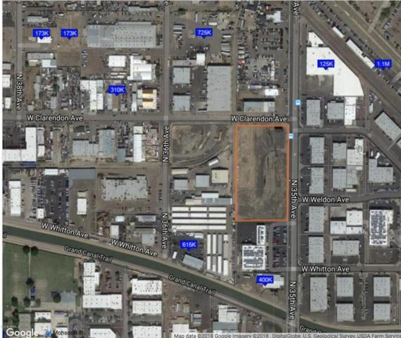 3515 W Clarendon Avenue, Phoenix, AZ 85019 (MLS #5748842) :: The Daniel Montez Real Estate Group
