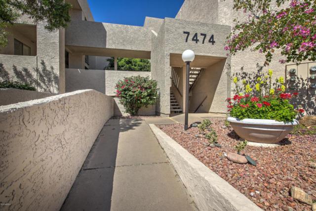 7474 E Earll Drive #217, Scottsdale, AZ 85251 (MLS #5748860) :: Brett Tanner Home Selling Team