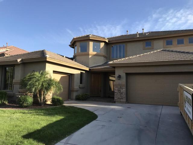3851 E Vallejo Drive, Gilbert, AZ 85298 (MLS #5749074) :: The Jesse Herfel Real Estate Group